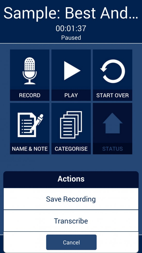 dictate2us – an impressive dictation & transcription service