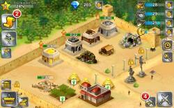 Battle Empire Roman Wars - Gameplay 1