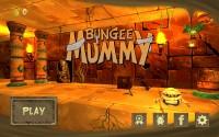 Bungee Mummy - Start Screen