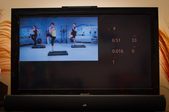 CardioCast – play workouts on your TV using Chromecast