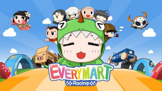 EveryMart Racing – an exciting racing game