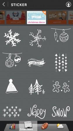 Fuzel Collage - Add Stickers