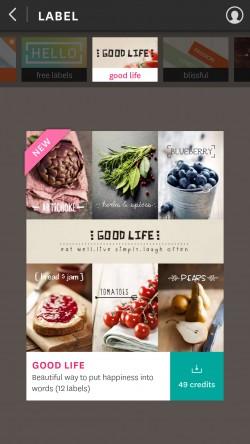 Fuzel Collage - Browse Labels