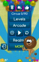 Magnetic Balls Puzzle Game - Circus Realm