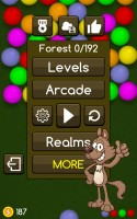 Magnetic Balls Puzzle Game - Forest Realm