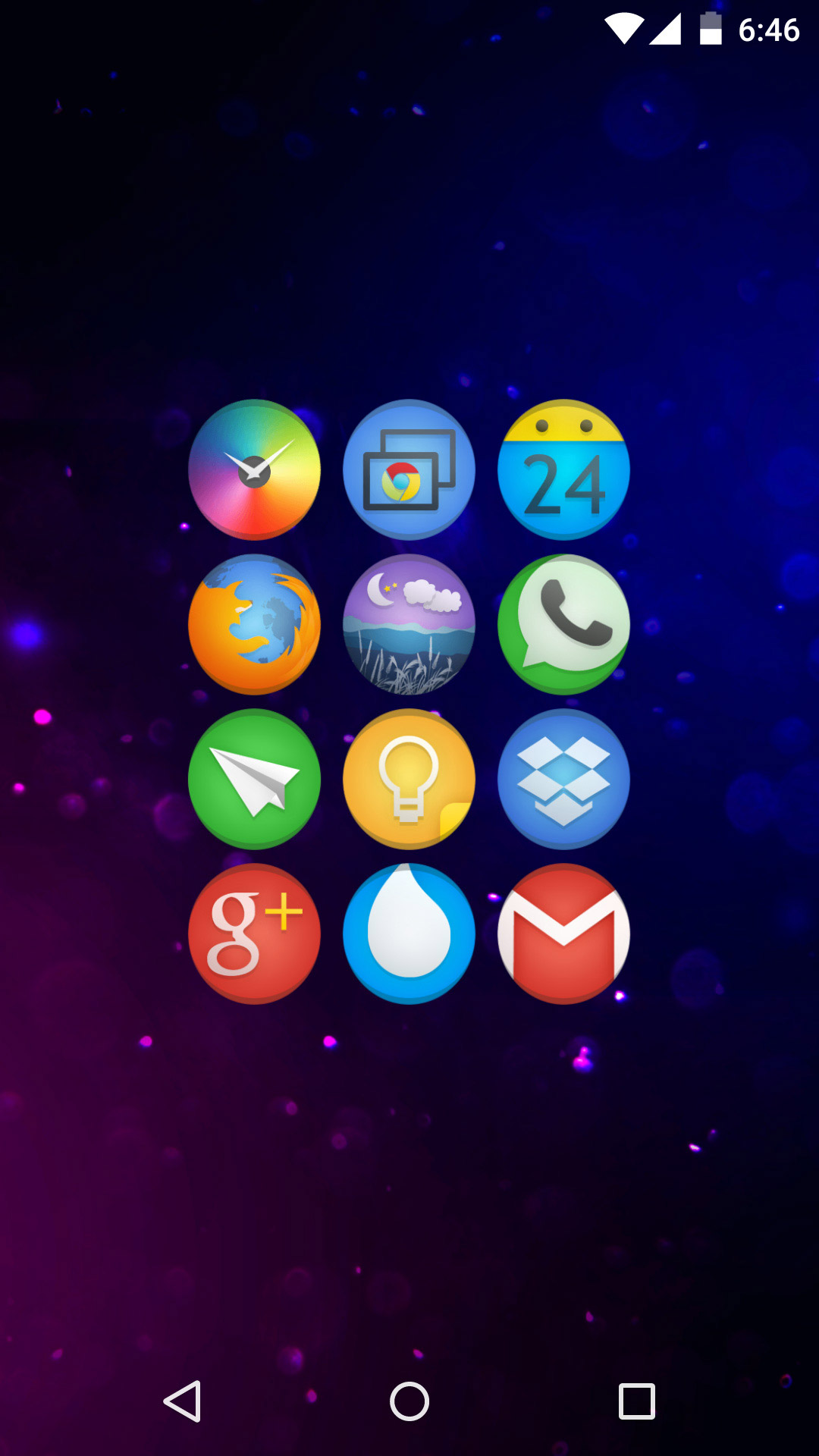 Simplo – Icon Pack. Full theme & icon pack for launchers