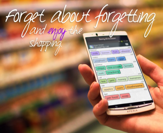 Super Simple Shopping List