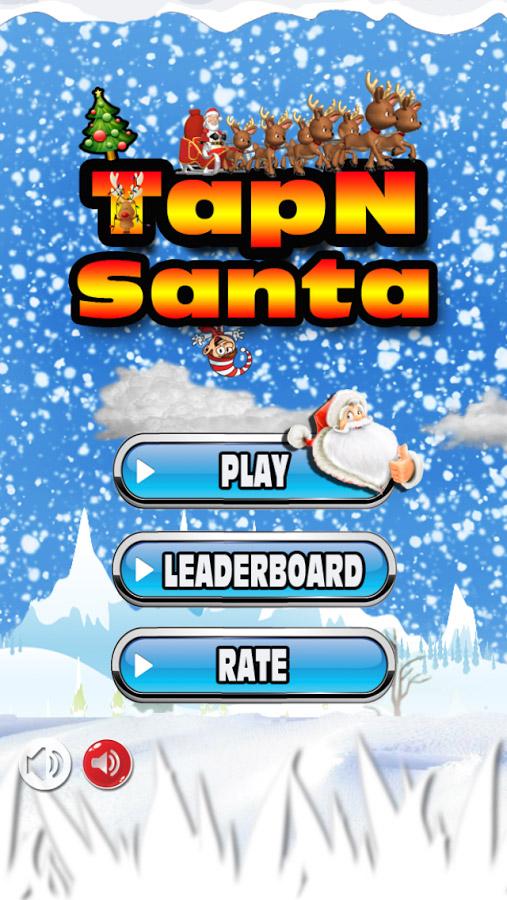 TapN Santa – tapping game for kids