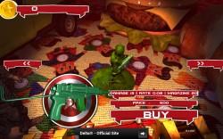 Toy Hero vs Big Bugs - Choose Weapon