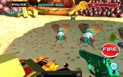 Toy Hero vs Big Bugs - Gameplay 1
