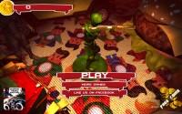 Toy Hero vs Big Bugs - Start Screen
