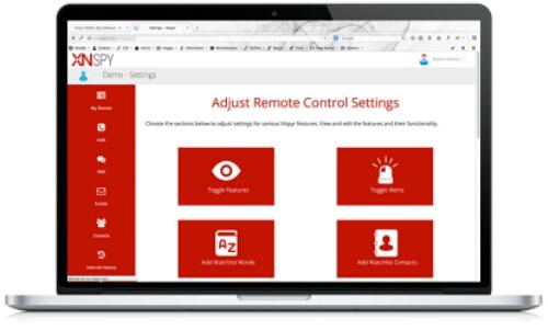 XNSPY – Mobile Monitoring App