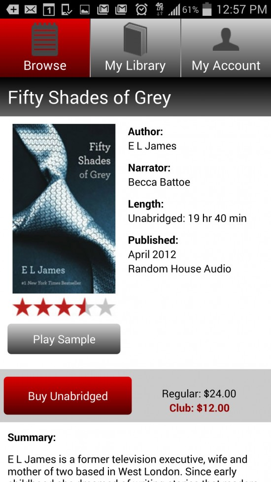 Audiobooks Now – download & listen to high quality audiobooks