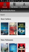 Audiobooks Now - Browse Books
