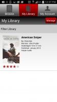Audiobooks Now - My Library