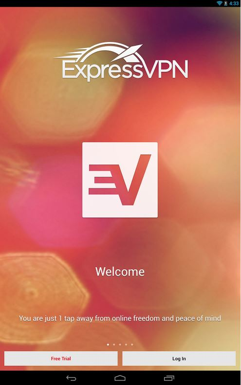 Express VPN best Android VPN