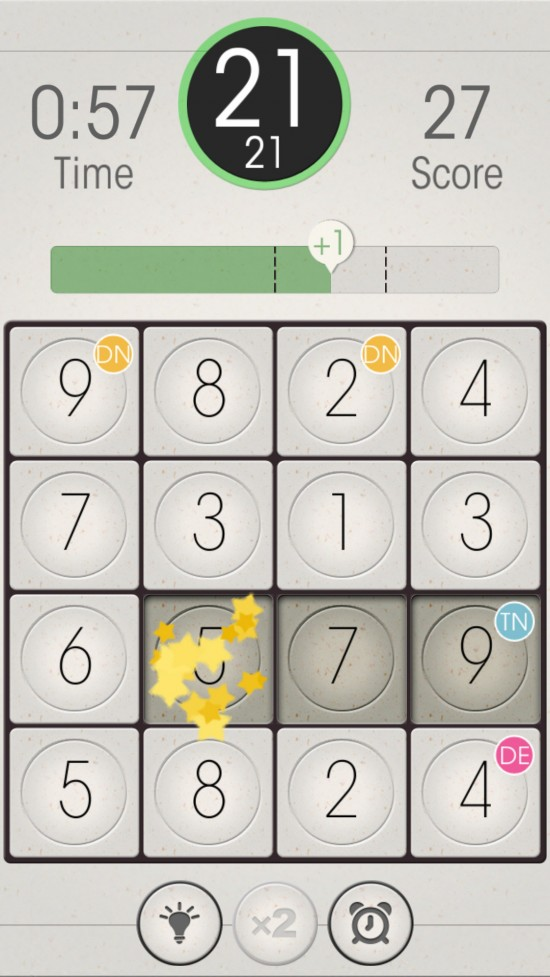 Funb3rs – fun & addictive online turn-based math puzzler