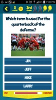 Kids Learn Football - Sample Question 4