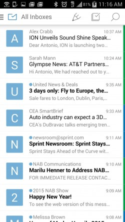 Mail Wise - Unified Inbox