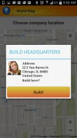 Next Business Tycoon - Build Headquarters