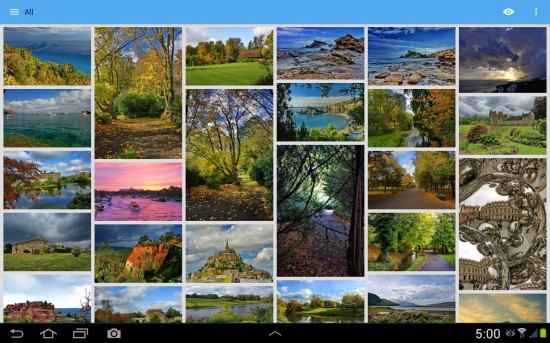 Wallpapers HD / QHD – personalize your Android with exclusive photos
