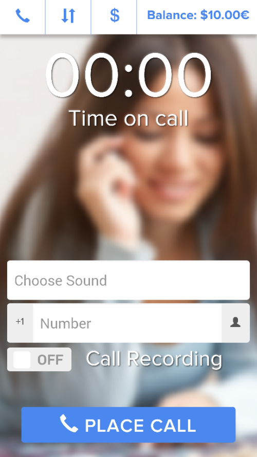 Call FX – add sound effects to your calls