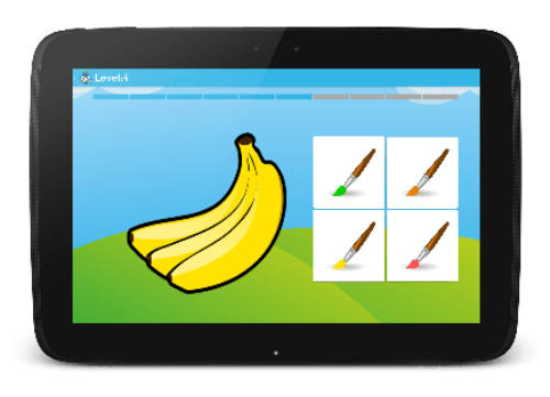 SERIN SMART KIDS' GAME – educational game for young children