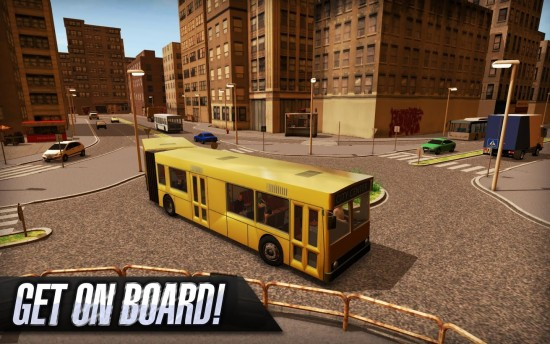 Bus Simulator 2015 – realistic 3D bus driving game