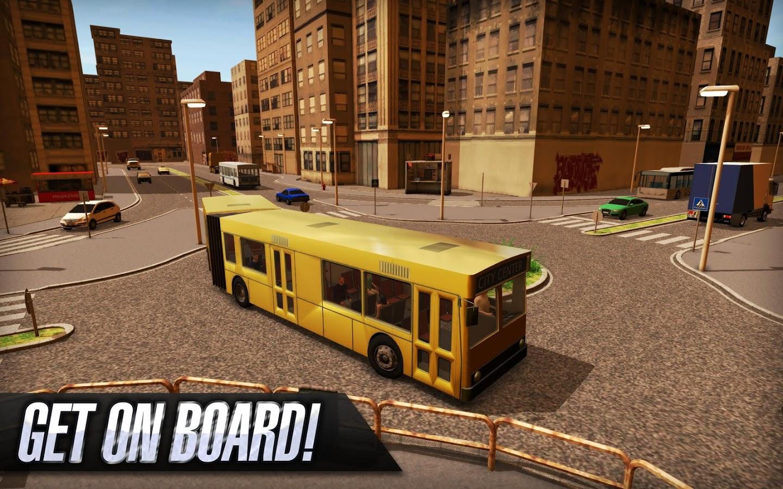 Bus Simulator 2015 - realistic 3D bus driving game ...