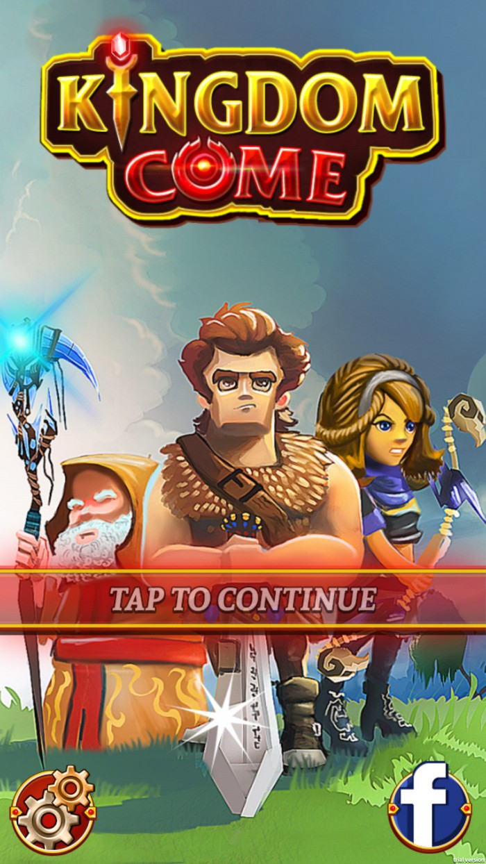 Kingdom Come – play super addictive turn-based match three adventure!