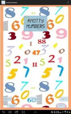 Knotty Numbers 2