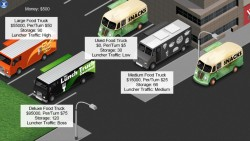 Lunch Truck Tycoon 3