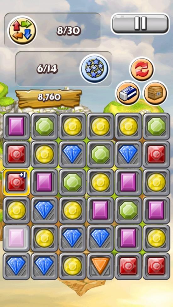 MATCH 456 – play an addictive twist of gem swap games