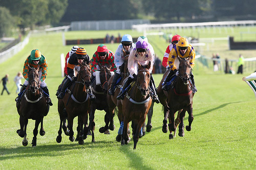 UK horse racing punters luck out with technology & apps