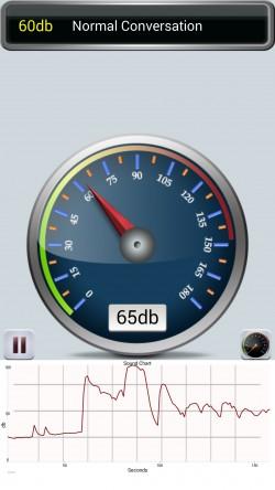 Smart Utilities - Decibel Tester