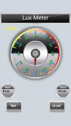 Smart Utilities - Lux Meter