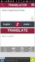 Translator - Translated Text 2