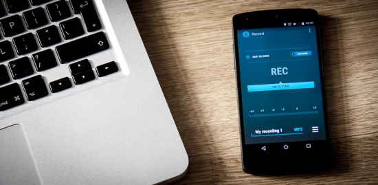 AudioField: MP3 Voice Recorder – advanced sound recording app