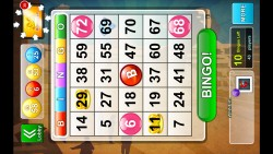Bingo Bash - Single Board Gameplay