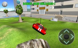 Hoverdroid 3D RC Hovercraft - Collect Bonuses