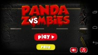 Panda vs Zombies 1