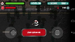 Panda vs Zombies 7