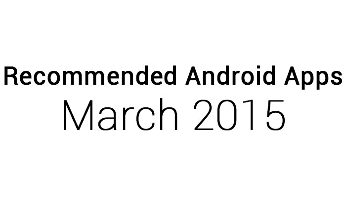 Apps that will help you make the most of March