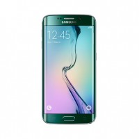Samsung Galaxy S6 Edge - Green Emerald - Front