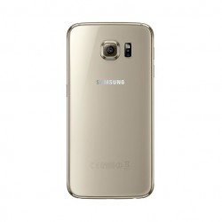 Samsung Galaxy S6 - Gold Platinum - Back