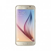 Samsung Galaxy S6 - Gold Platinum - Front