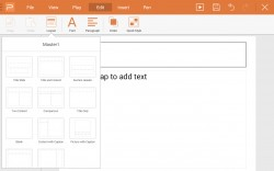 WPS Office plus PDF - Presentation