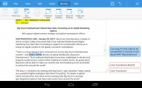 WPS Office plus PDF - Word Collaboration