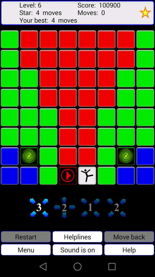 BrainDance – Android exclusive puzzle game