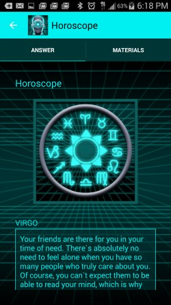 DataBot Personal Assistant - Horoscope